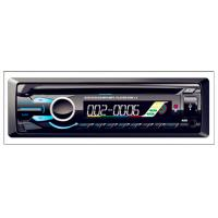 Quality One-Din universal Car DVD Player with Detachable panel with USB/FM/Clock/SD/Movie for sale