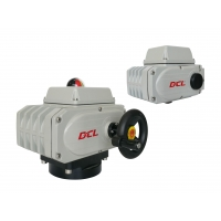 Quality DC Brushless Motor ISO5211 24VDC Smart Electric Actuator for sale