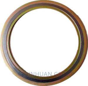 China Outer Sealing CS ASME B16.21 316L Metal Ring Gasket on sale