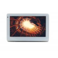 Quality Android Based Tablet With RS485 Connectors Inside Apartment For Intercom Solutions for sale