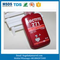 Quality real loctite 271 high strength threadlocker all metal adhesive glue 50ml brand new for sale
