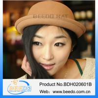 China Ladies funny cloche dome hats wholesale on sale