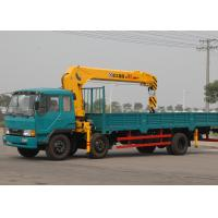Quality 10T Hydraulic Telescoping Boom Crane for sale