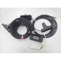 China BUS TPMS up to 22 wheels tire pressure monitoring system build in sensors on sale