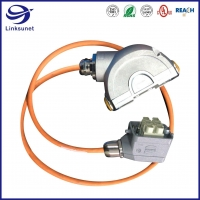 Quality Han Yellock Module without Contacts 125V Connectors for Heavy Duty wire harness for sale
