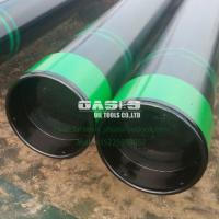 Quality ASME SA 210 - A1 straight welded line Steel Pipe For Oil/Water Well Drilling for sale