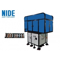 Quality Automatic Linear Segmented Stator Needle Winding Machine for sale