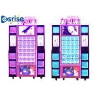 Quality Upgrading Continuously Game Play Cosmetic Vending Machine Smart Sell System for sale