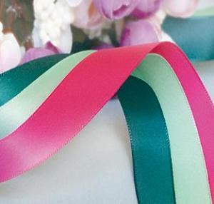 China single face satin ribbon on sale