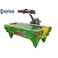 Quality Kiddy Arcade Hockey Machine , Bubble Hockey Game Table Coin Operated for sale