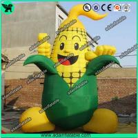 Quality Vegetable Events Inflatable Replica Advertising Inflatable Corn Model for sale