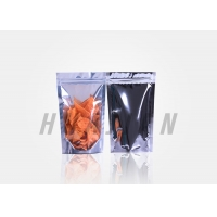 China Food Grade CMYK Printing Laminated Pouch Aluminum Foil Bags on sale
