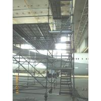 Quality High Tensile Ring Lock System Scaffolding 800Kg / ㎡ High loading with Hot dipped galvanized Steel for sale