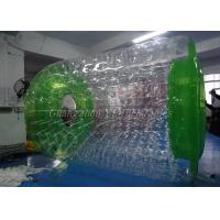 China Fun Inflatable Pool Toys Clear Water Walking Inflatable Rolling Ball , CE on sale