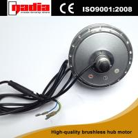 China electric bicycle hub motor with spoke holes on sale