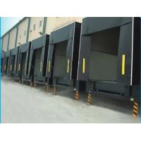 Quality Mechanical Cold Storage Loading Dock Shelters PVC  Curtain Adjustable Retractable for sale