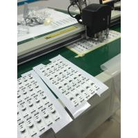 Label cutter pattern making small production machine