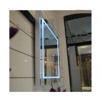 Quality 800x600mm hotel lighted mirror for sale