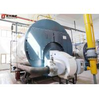 China Horizontal Fire Tube Boiler Oil Central Heating For Poultry House on sale