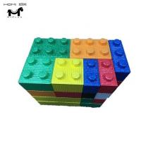 Quality China supplier OEM colorful Epp foam educational soft building blocks with non-toxic bio-degradable easy play kids toy for sale