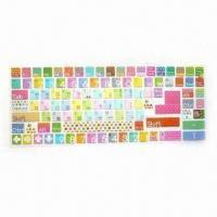 Buy cheap Keyboard Stickers, Can Decorate Your Computers, Laptops and More from wholesalers