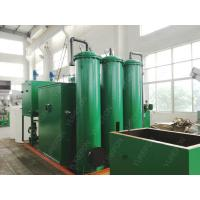 Buy cheap Standard Sewage Treatment Machine / Wastewater Treatment Machine For Plastic from wholesalers