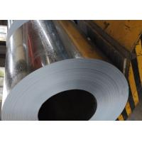 Quality Z140 Hot Dipped Galvanized Steel Coils Regular Spangle 0.70-2.0mm 1000-1500mm for sale