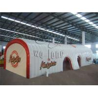 Quality Newest style inflatable dome tent, inflatable igloo tent, inflatable air dome tent for sale for sale