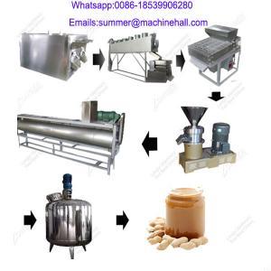 Top Quality Peanut Butter Making Maker Machine