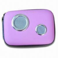 China Sound Case, Made of EVA, Compatible to MP3 Player and Notebook PC on sale