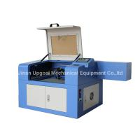 Quality Desktop 60W 500*400mm Co2 Laser Engraving Cutting Machine for sale