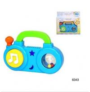 Baby Musical Radio( JX6343)