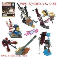 Buy MOQ(USD300) 8-12.5cm scene of Gundam Seed plastic toys action figures (set) ky2963 at wholesale prices