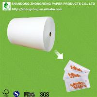 Quality PE coated paper for pepper sachet for sale