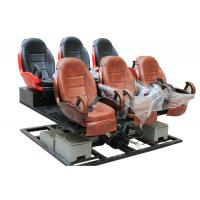 Quality Truck 7D interactive system 3DOF for sale