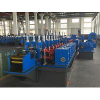 China High speed 8-32mm HF Welding Pipe Round Square Tube Making Machine  Flying Cut system Watter Cooling on sale