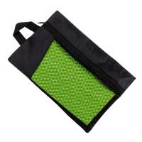 Quality Sun Shine Quick dry and sand free microfiber Sport and Beach Towel In Mesh Bag for sale
