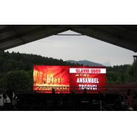 China SMD P10.66mm Outdoor Led Electronic Color Displays Creen with Color Contrast 1463 on sale