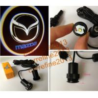 Quality Automobile Logo Project light CREE LED CAR Door LOGO Light Ghost Shadow Light for Mazda for sale