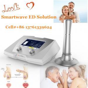 China Portable Ed Machine Shockwave Medical Device 0.09 Mj/Mm^2 Gainswave on sale