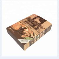 China Paperboard Custom Dog Treat Packaging Box With Gloss Surface Finish on sale
