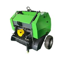 Quality Round packer manufacturer and supplier mini baler baling machine for sale