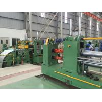 China ZJY Steel Coil Slitting Machine / Cold Roll Steel Sheet Coil Strip Slitting Machine on sale