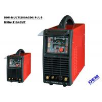Quality Digital AC / DC Pulse 4 In 1 3 in 1 Welding Machine TIG MMA CUT Multi Function for sale