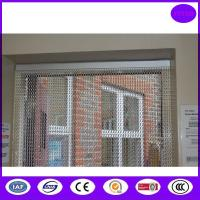 Quality Top Quality Chain Link Fly Screen Double Doorway made in China for sale