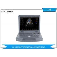 Quality Automatic Identification Color Doppler Ultrasound Scanner With 15 Inch LED Medicinal Monitor Probe for sale
