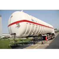 Quality SHENGRUN OEM LNG Semi Trailer Transportation FOR Liquefied natural gas for sale