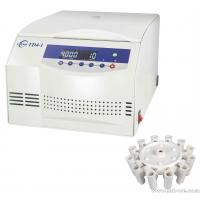 Quality Safety Serum Centrifuge TD4-1 / Medical Centrifuge Machine With Electrical Lid Interlock for sale
