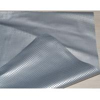 Quality Perforated Pvc Silver Projection Screen Foldable For 3D Cinema for sale
