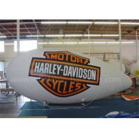 China Indoor Inflatable Air Ship Balloon Huge RC Helium Advertising Blimps wholesale